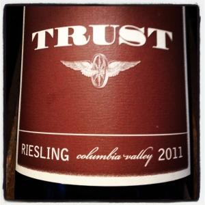 trust riesling