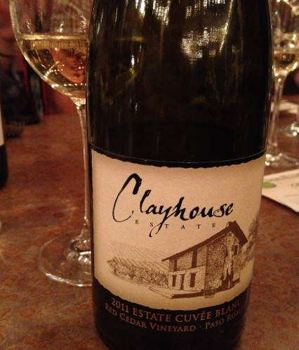 clayhoue cuvee white