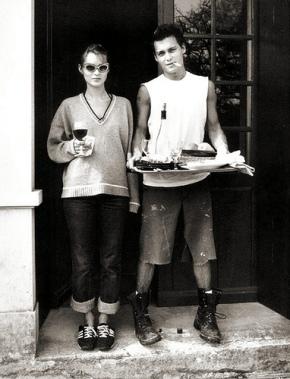 throwback thursday: kate &johnny