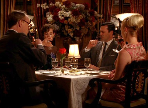 don draper wine mad men