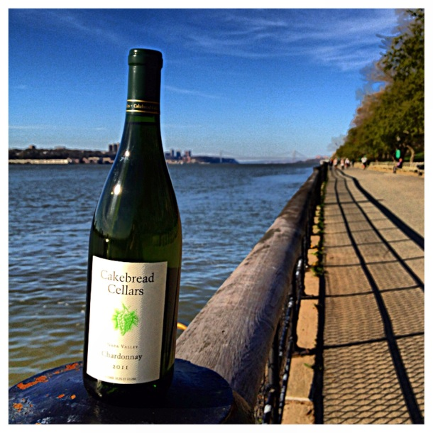 cakebread hits the hudson!