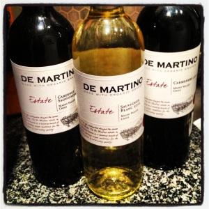 de martino wine chile