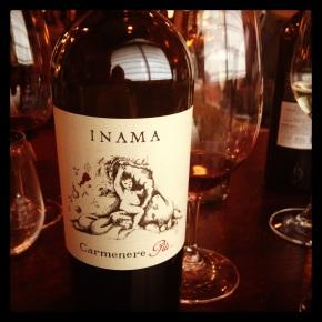 drink me: inamacarmenere