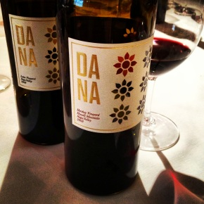 drink me: dana estate hershey vineyard cabernet