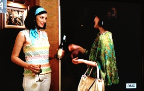 mad men wine: megan goes both ways