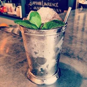 cocktail friend: the seersuckerjulep