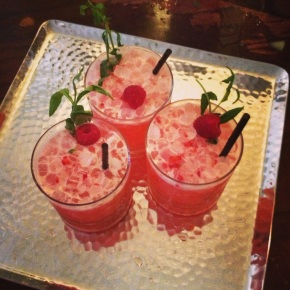 cocktail friend: berry innseason