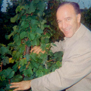 Robert Mondavi 1966 Blessing Grapes