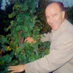 Robert Mondavi 1966 Blessing Grapes
