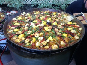 paella feast provisions