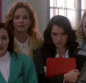 heathers lunchtime poll: sing with yoursupper!