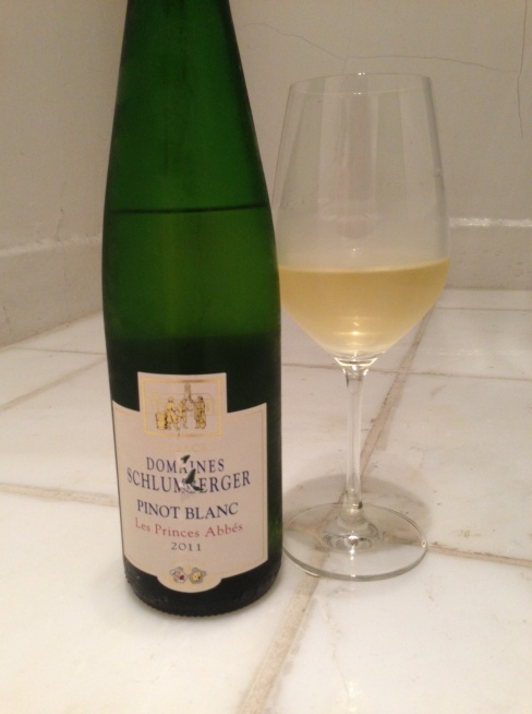 Schlumberger is a solid, reliable producer. This Prince Abbés one is about $16.