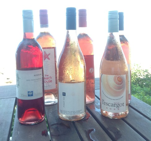 cosmo rosé wine