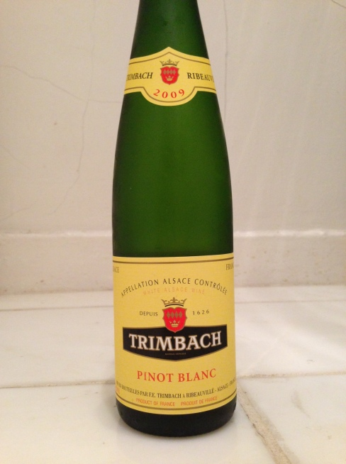 Trimbach is another go-to producer, about $14