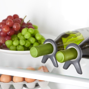 no more rolling wine bottles
