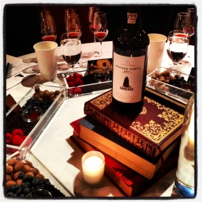 vintage port night, and what it has to do with harrypotter