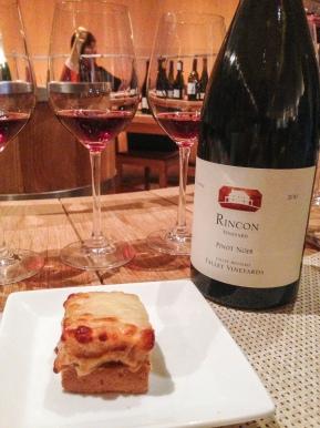 drink me: talley rincon vineyard pinotnoir