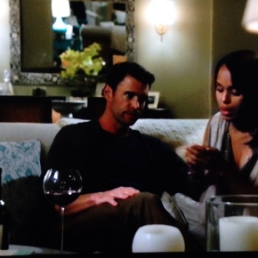 the real scandal: olivia pope drinks fakewine