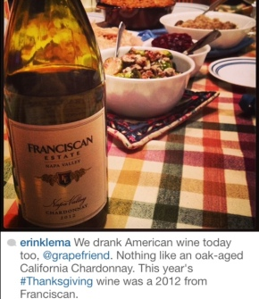 getting your grape on: turkeyedition
