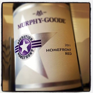 murphy goode veterans homefront red