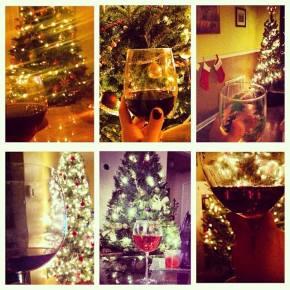 happy christmas tree happyhour!