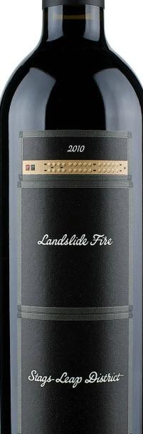 landslide fire