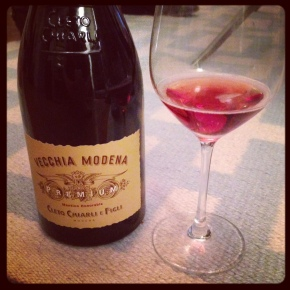 the 12 days of fizzmas: lambrusco from italy on day 11