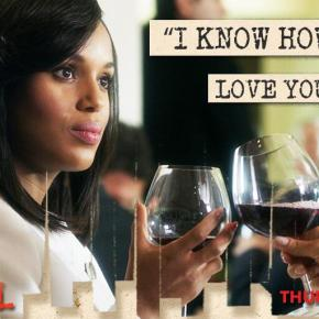 scandal wine recap: ride, sally, ride