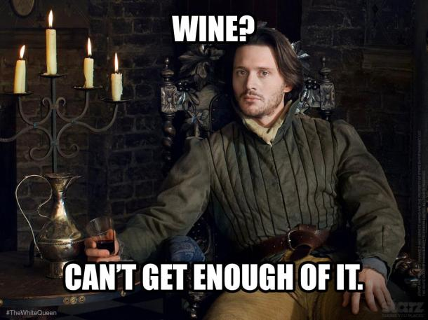 GOT clarence wine