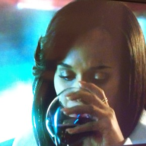 "scandal wine recap: ""Its been lovely, thanks for the wine!"""