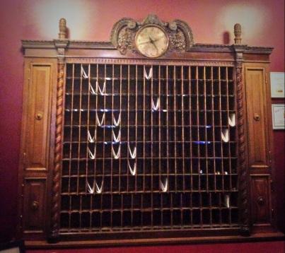 marcus whitman hotel mailbox