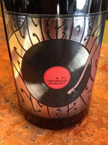 sleight of hand wine record label