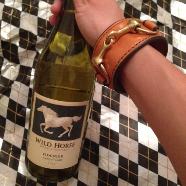 wild horse viognier