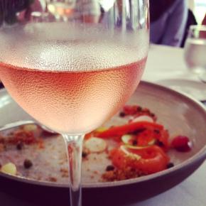 happy rosé in the rain happyhour!