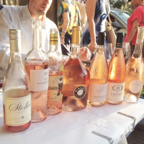 war of the rosés