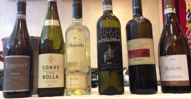soave wine tasting