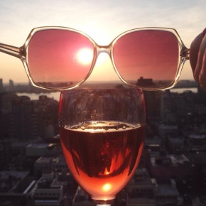 getting your grape on: rosé week