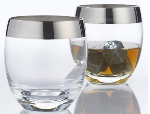 whiskey tumblers mad men