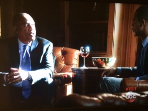 scandal wine recap: papa pope bores us