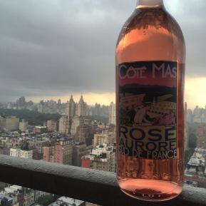 rainy rosé