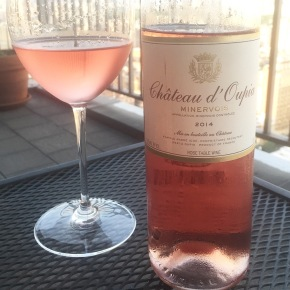rosé week #1: the minervois mindblower
