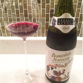 beaujolais nouveau: rookie of the wine world