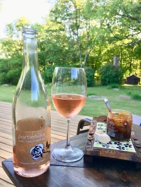 the other P rosé: pinotnoir