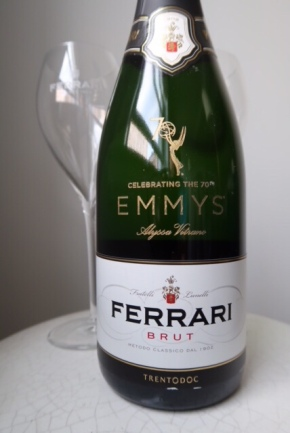 bubbly for the emmys